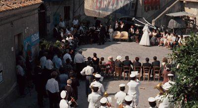Wedding at Vitellis bar