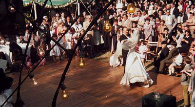 The Godfather Wedding scene