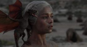 Game of Thrones season 1 filming locations - Mother of dragons