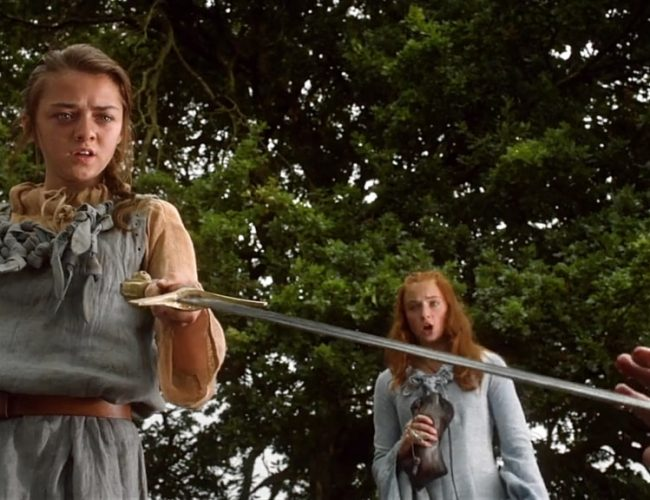 Arya Attacks Joffrey Filming Locations