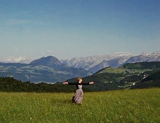 Opening Scene (The Hills are Alive) | Filming Locations