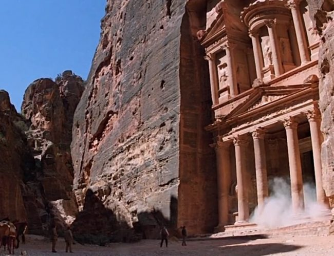 indiana jones and the last crusade filming locations