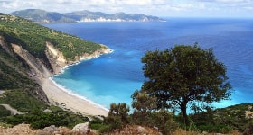 Travel to Kefalonia